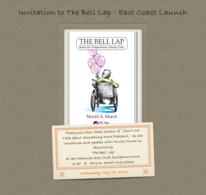 INVITE to The Bell Lap at the NAC