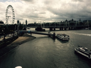 The eye watches London