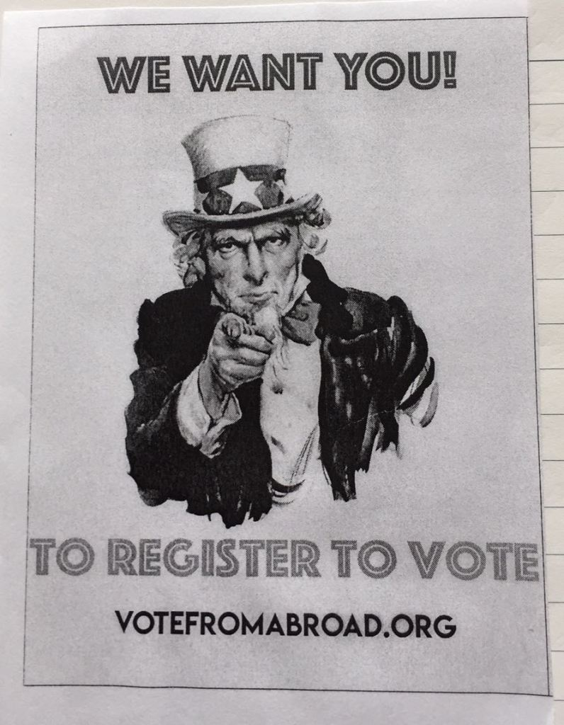 Vote From Abroad